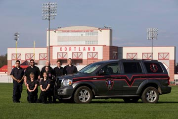 Campus Emergency Squad Builds Community through Service