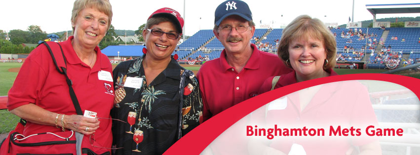 SOT Chapter - Alumni Picnic and Binghamton Mets Game
