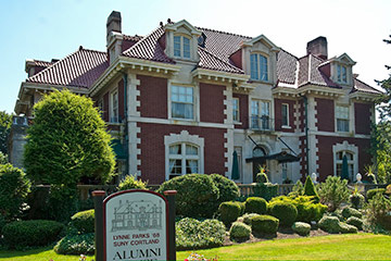 Alumni House Excellence Earns International Attention
