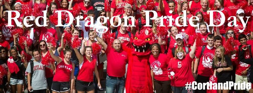 Red Dragon Pride Day